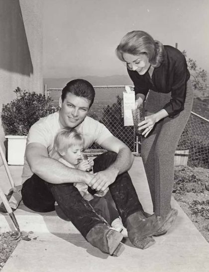 Gary, Marian and Kathleen