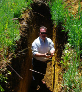 Dr. Thomas Rice Finds Wondersoil at Carmody McKnight