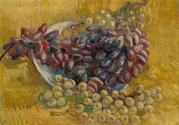 Van Gogh Grapes