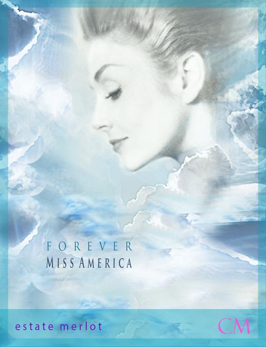 Forever Miss America Merlot